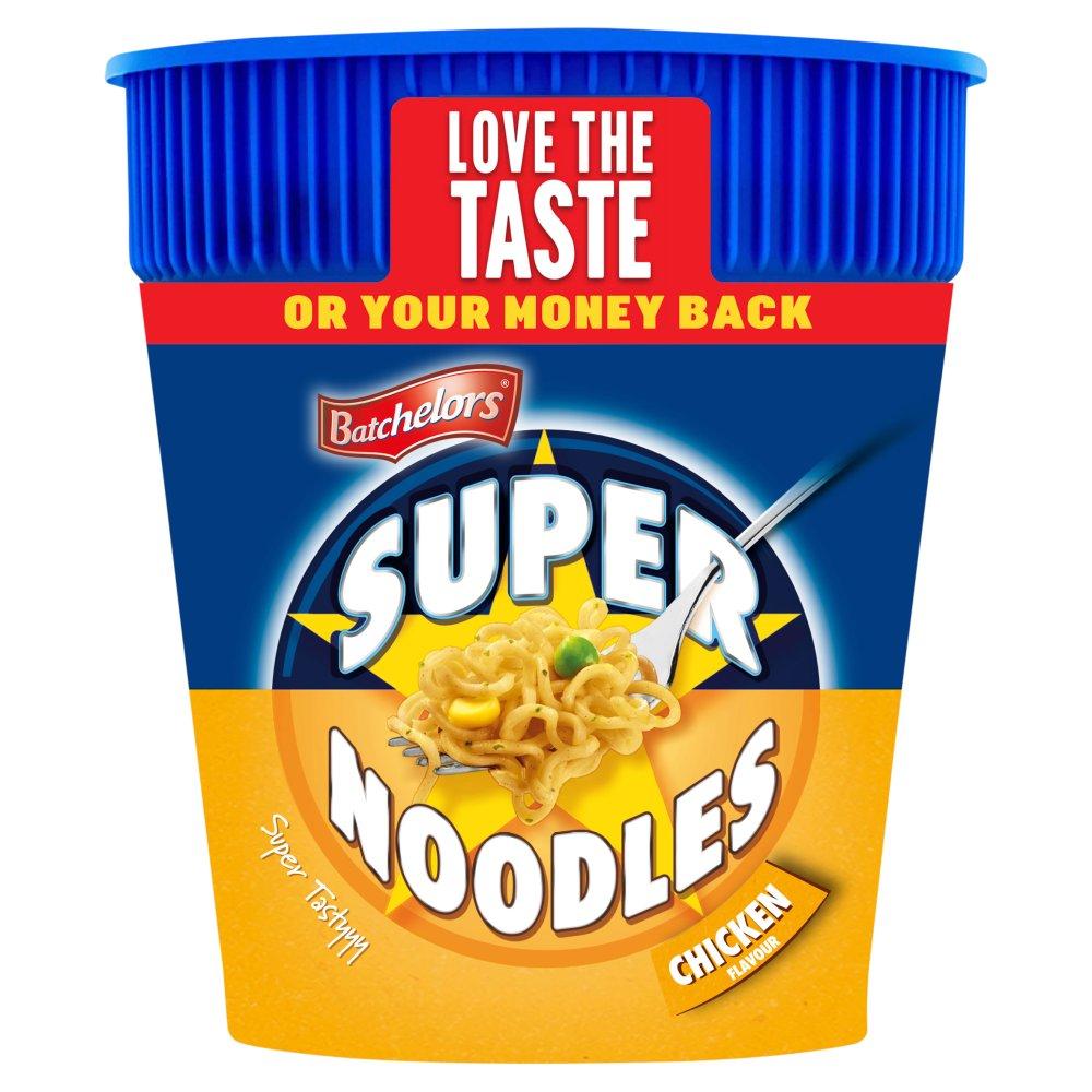 Batchelors Super Noodles Chicken Flavour 75g
