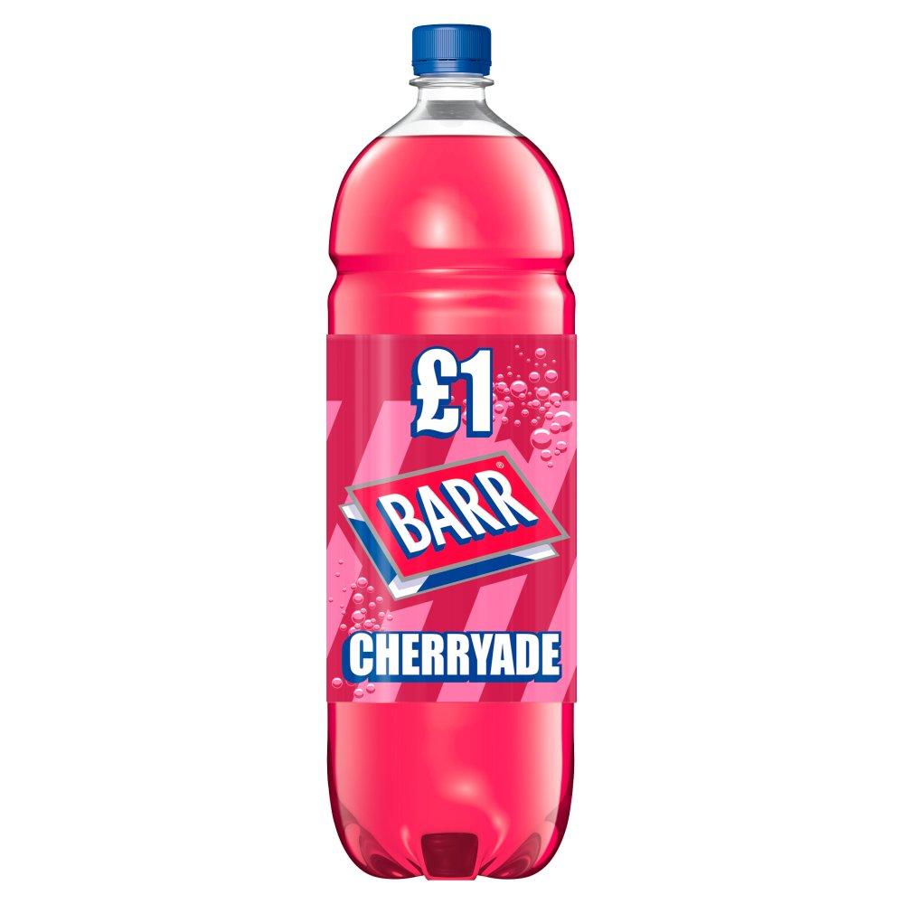 Barr Cherryade 2L Bottle, PMP £1