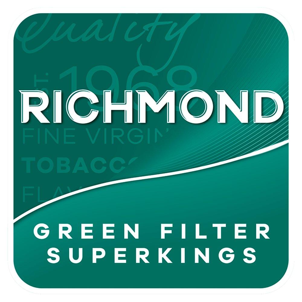 Richmond Green Filter SKS 20s