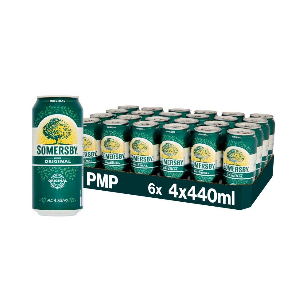 Somersby Cider Original 4 x 440ml