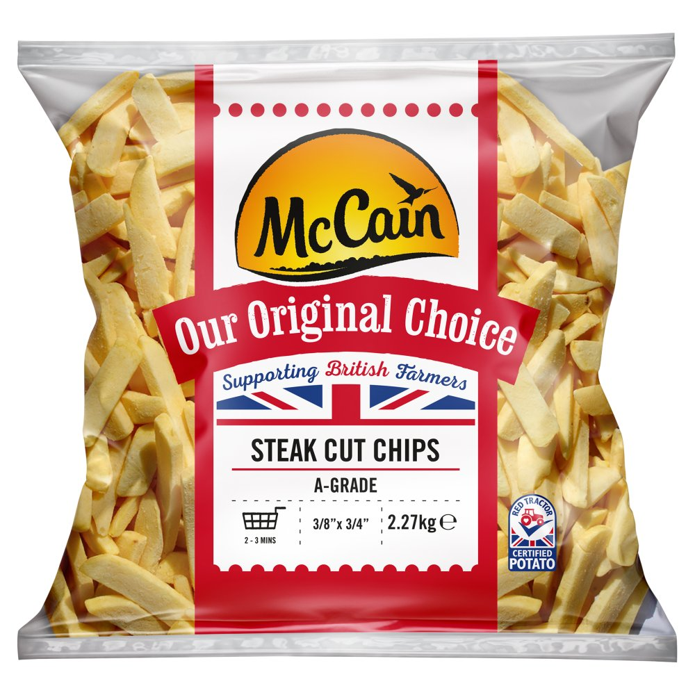 Mccains Beefeater Chips