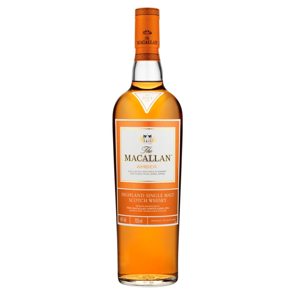 The 1824 Macallan Amber