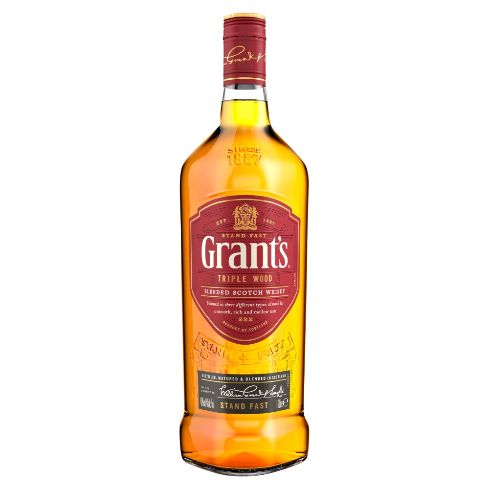 Grants Whisky 1Ltr