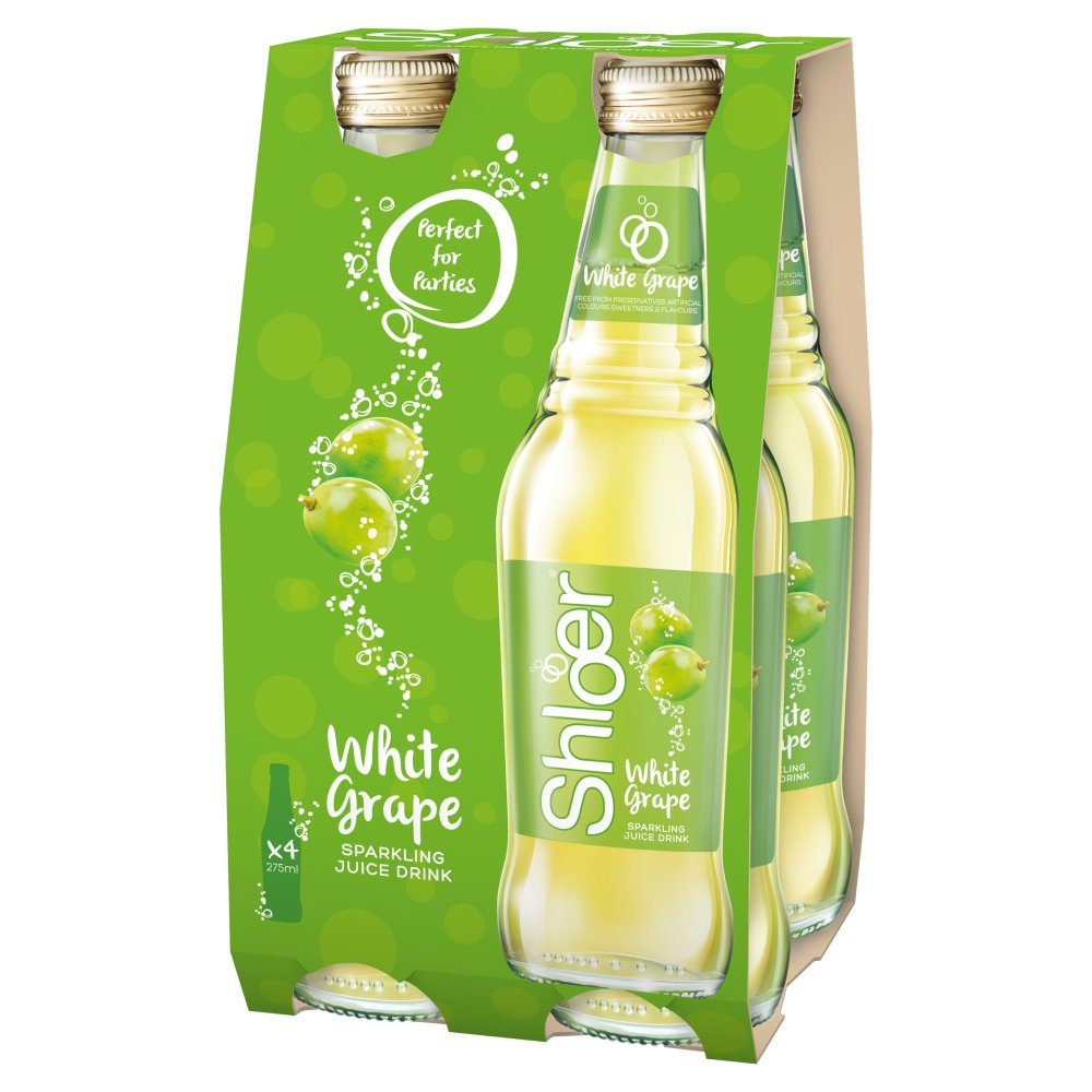 Shloer White Grape PM £1.69