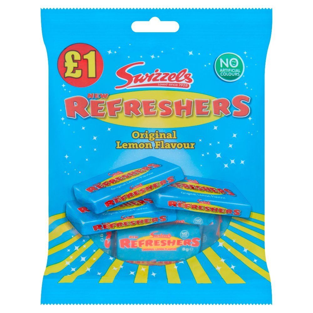 Swizzels Refreshers Bag PM £1