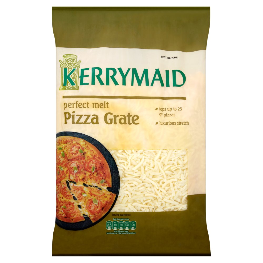 Kerrymaid Pizza Grated