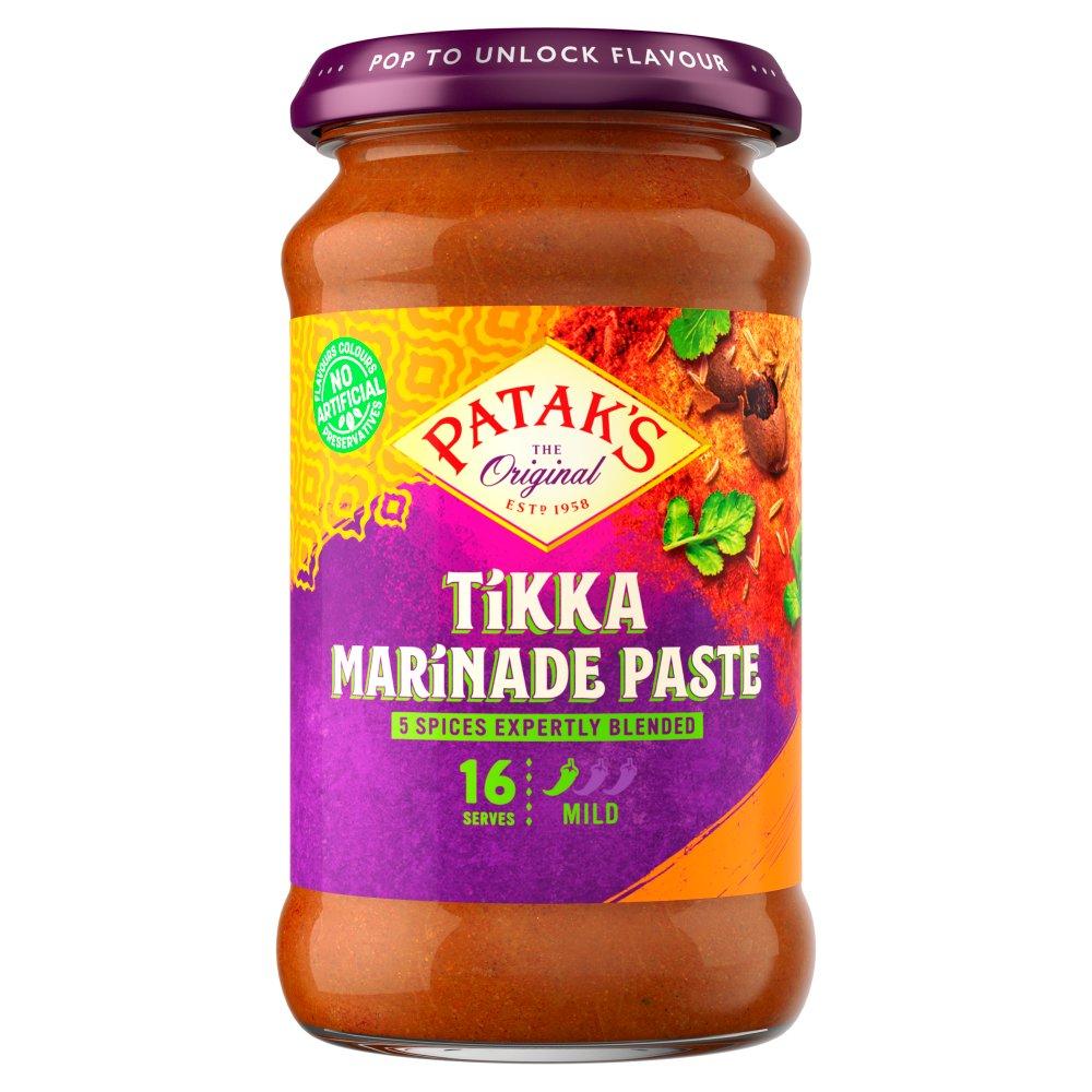 Patak's Tikka Spice Marinade 300g