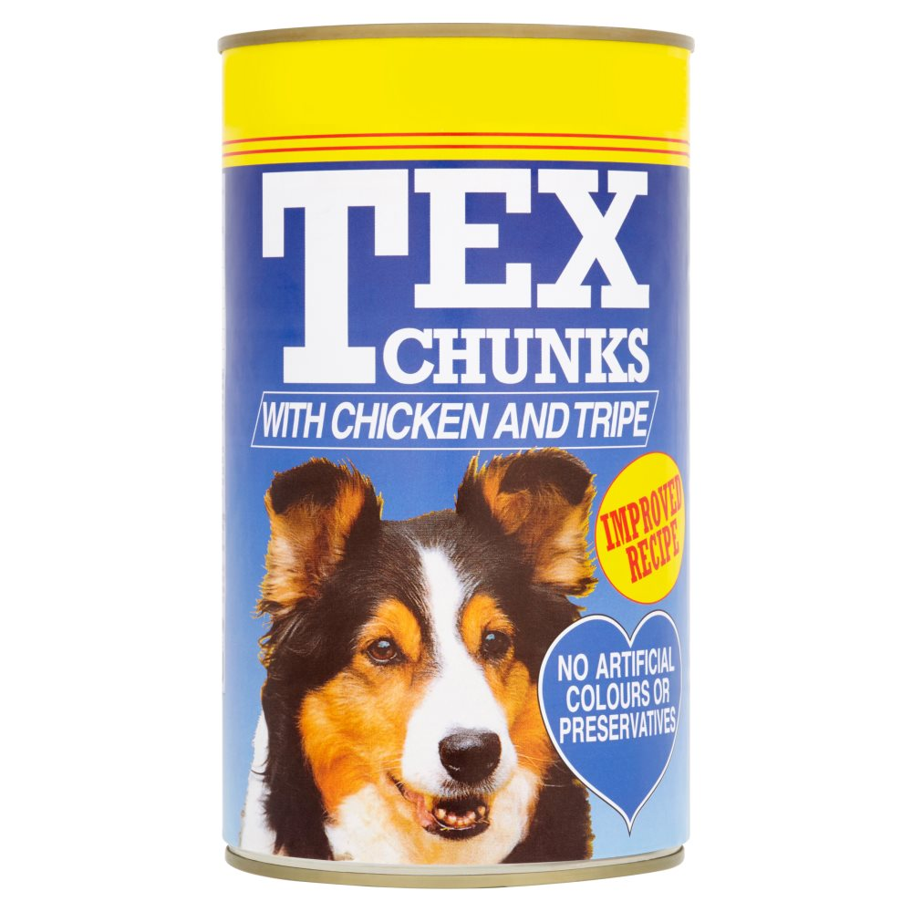 Tex Chicken & Tripe PM £1.29