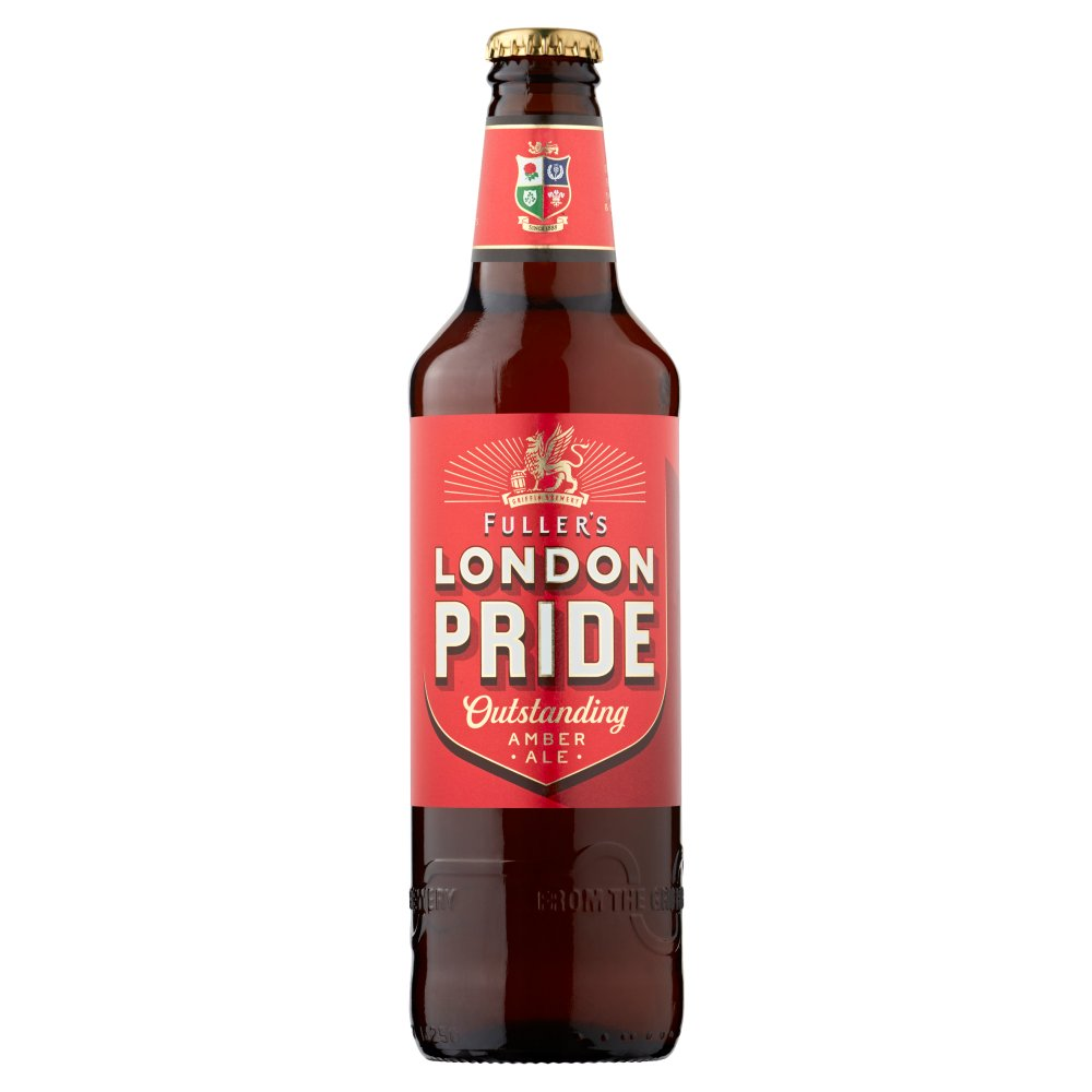 Fuller's London Pride Outstanding Premium Ale 500ml