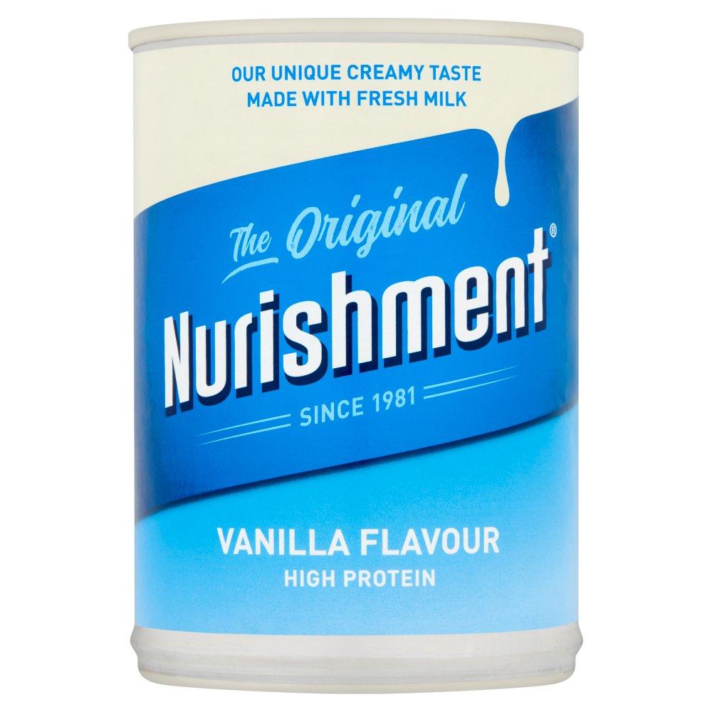 Nurishment Original Vanilla Flavour 400g