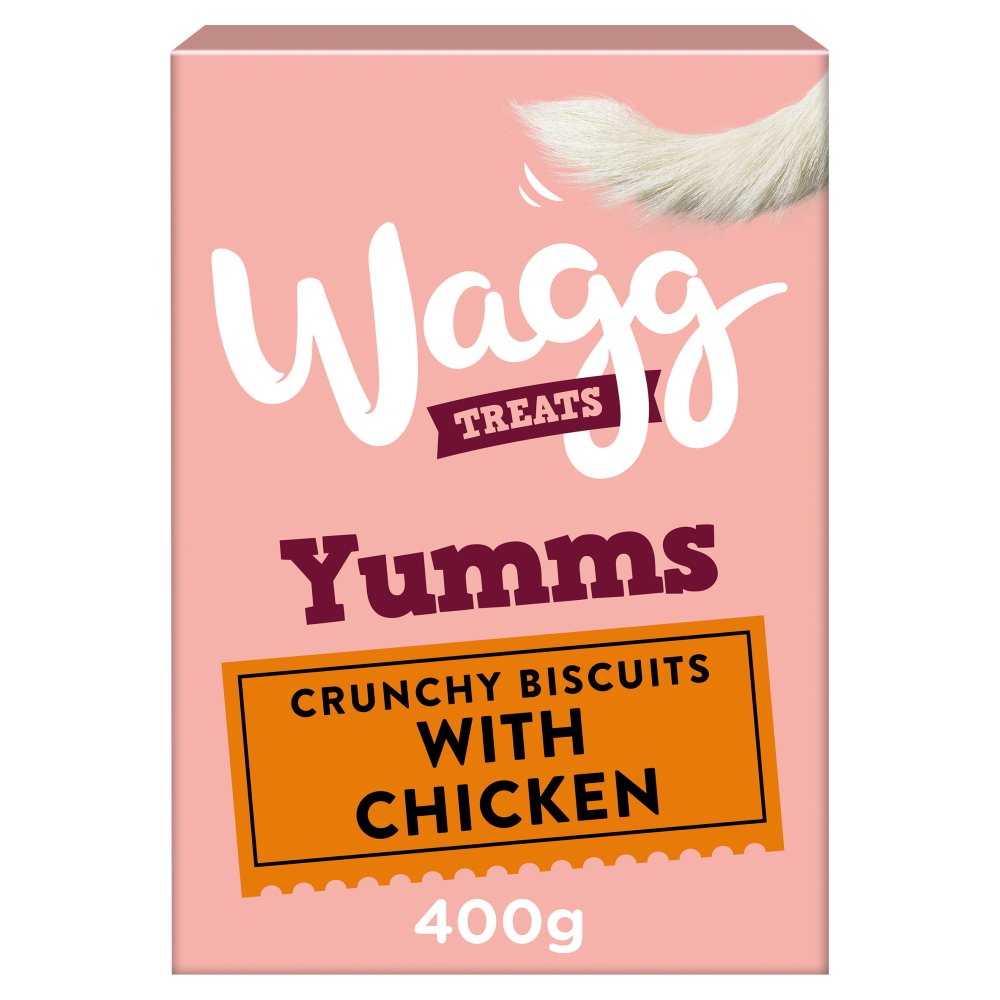 Wagg'mmms Dog Biscuits Chicken