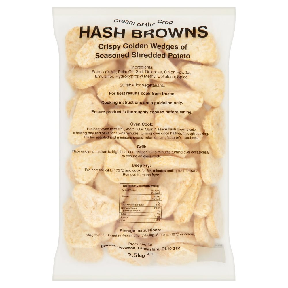 Coc Hash Browns