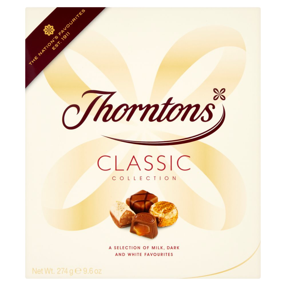 Thorntons Class Collection