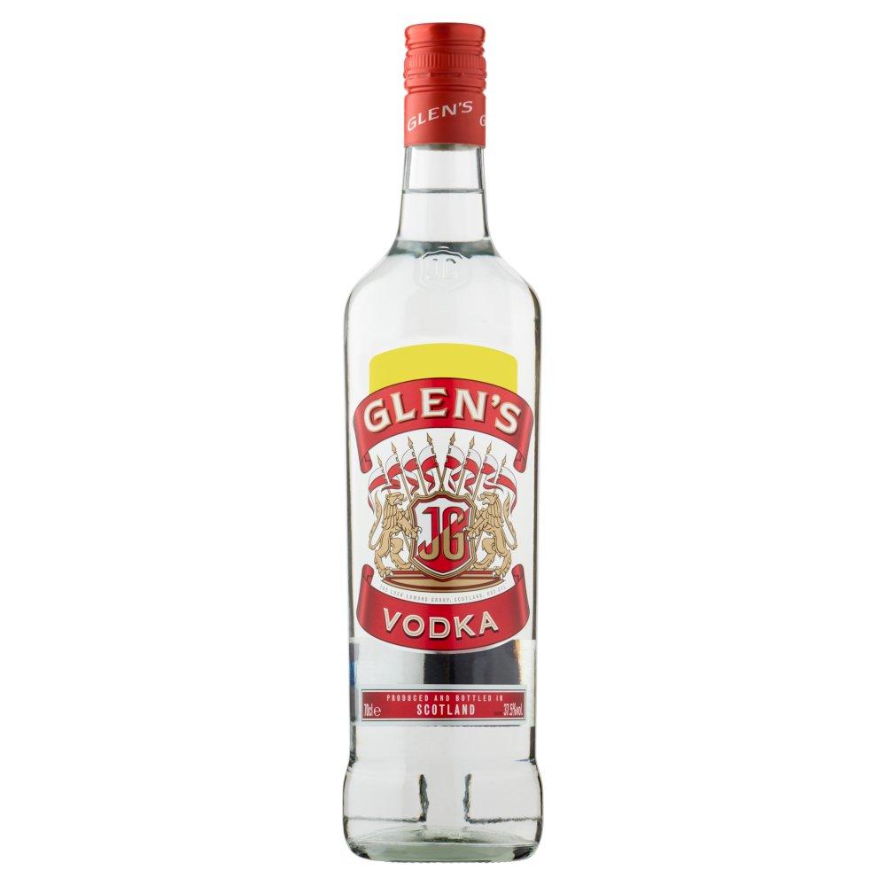 Glen's Vodka 70cl £13.49