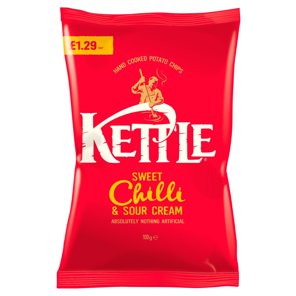 Kettle Chips Sweet Chilli PM £1.29