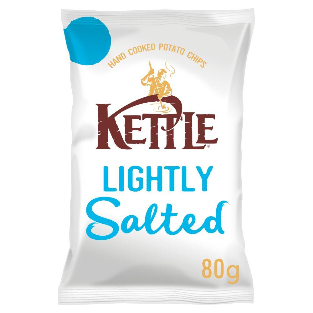 KETTLE® Lightly Salted 80g