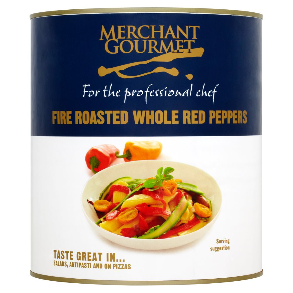 Merchant Gourmet Chefs Roasted Red Peppers
