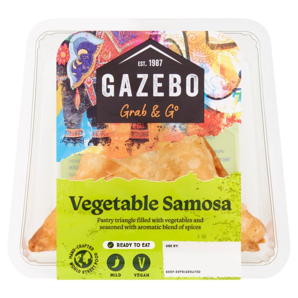 Gazebo Cuisine Vegetable Samosa 100g