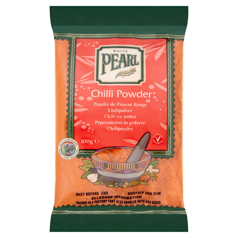 White Pearl Chilli Powder