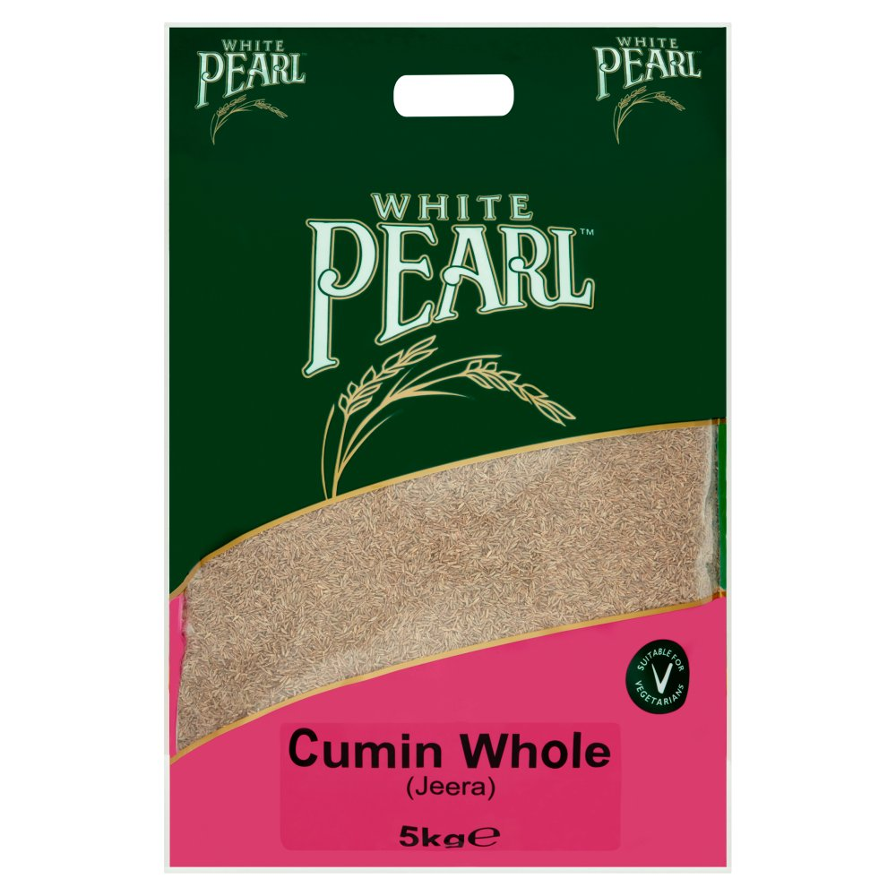 White Pearl Jeera Whole