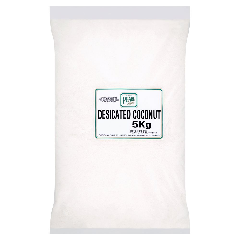 White Pearl Coconut Desiccated