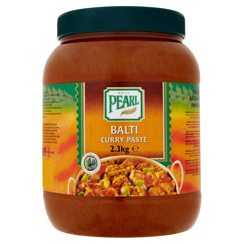 White Pearl Balti Curry Paste 2.3kg