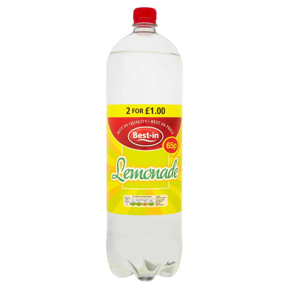 Bestin Lemonade PM 65p 2Ltr