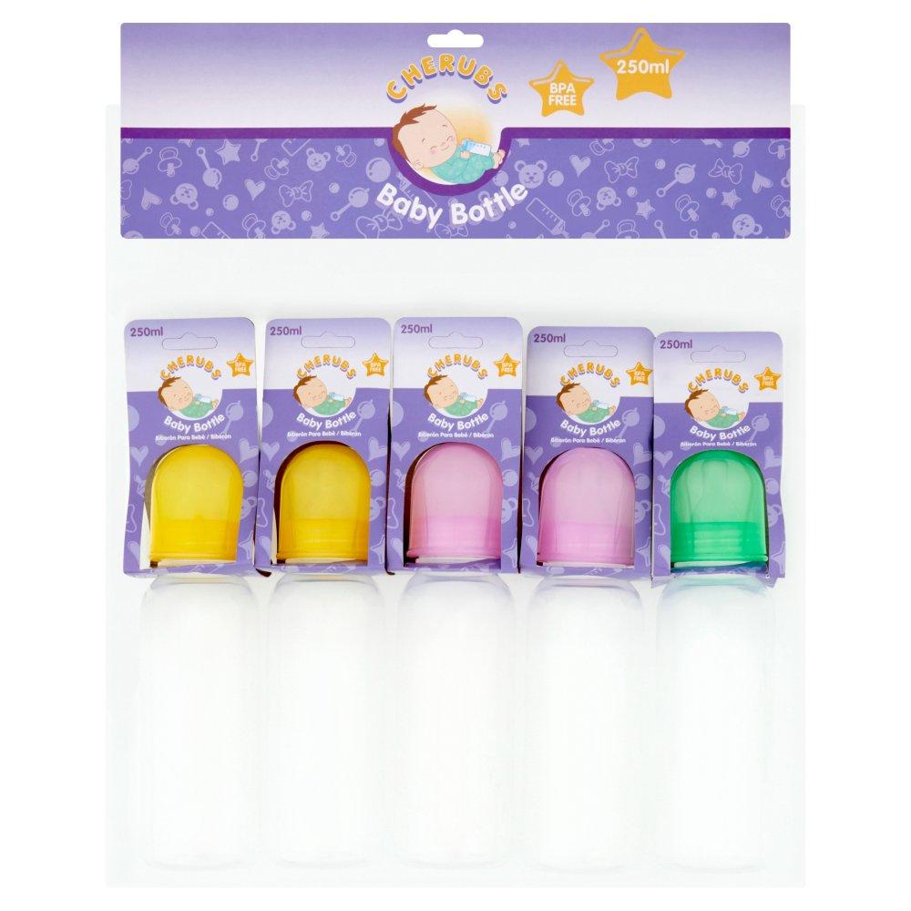 Cherubs Baby Bottle 250ml