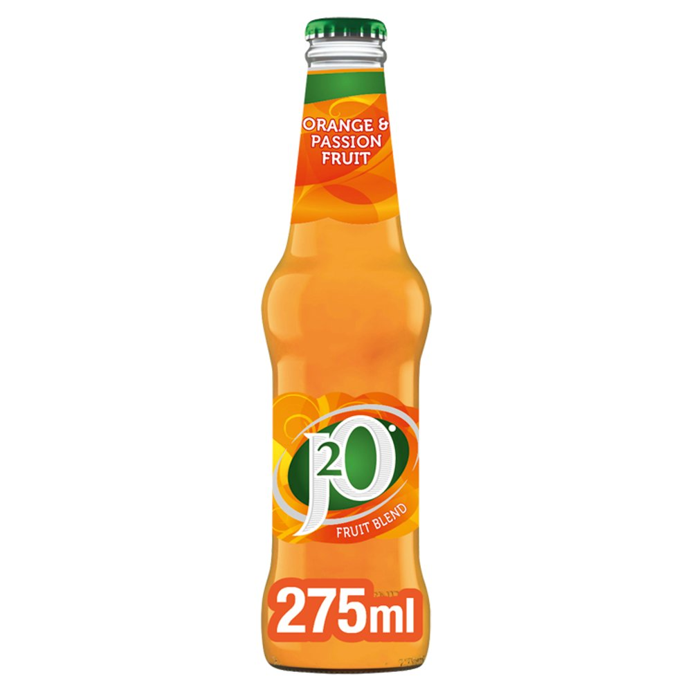 J20 Orange & Passion Fruit 275ml