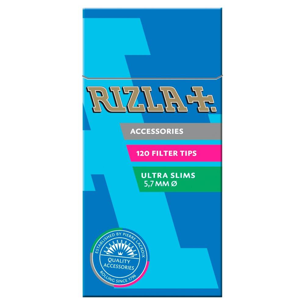 Rizla Ultra Slim Filter Tips 120s