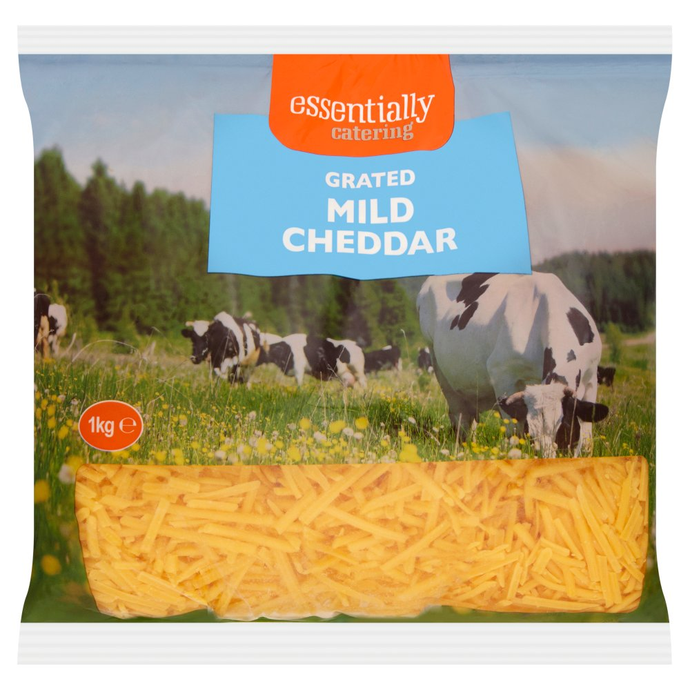 Essentially Catering Coloured Mild Cheddar