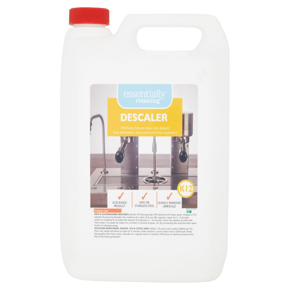 Essentially Cleaning Descaler K12 5L