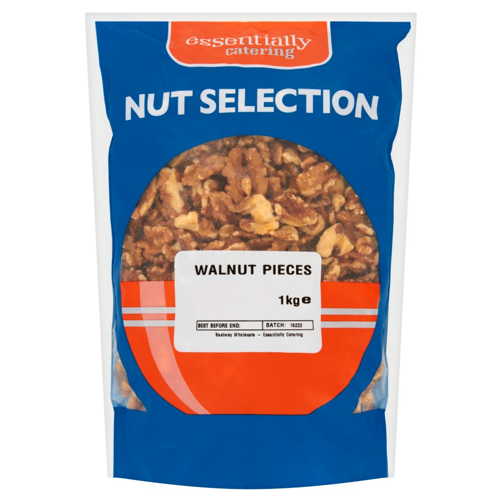 Essentially Catering Walnut Pieces