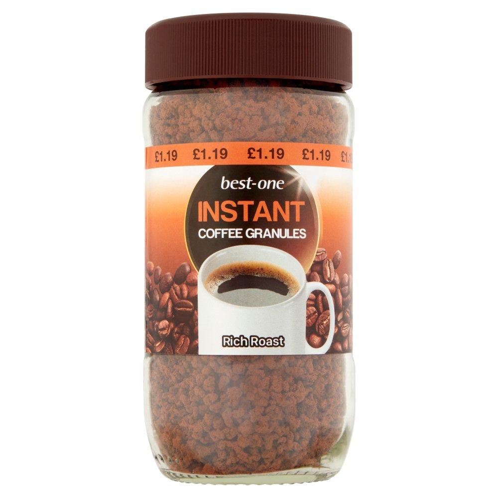 Best-One Instant Coffee Granules Medium Roast 100g