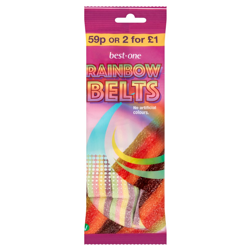 Best-One Rainbow Belts 80g