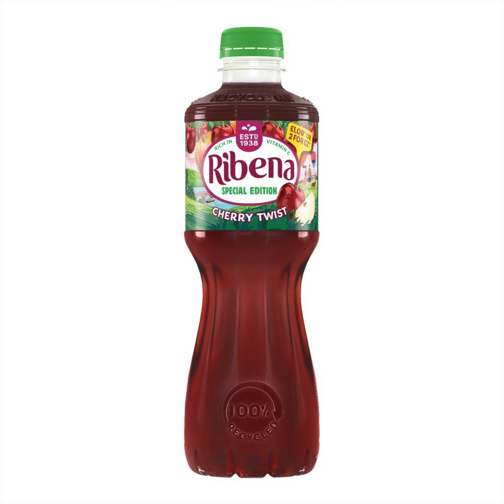 Ribena Cherry Twist PMP 500ml