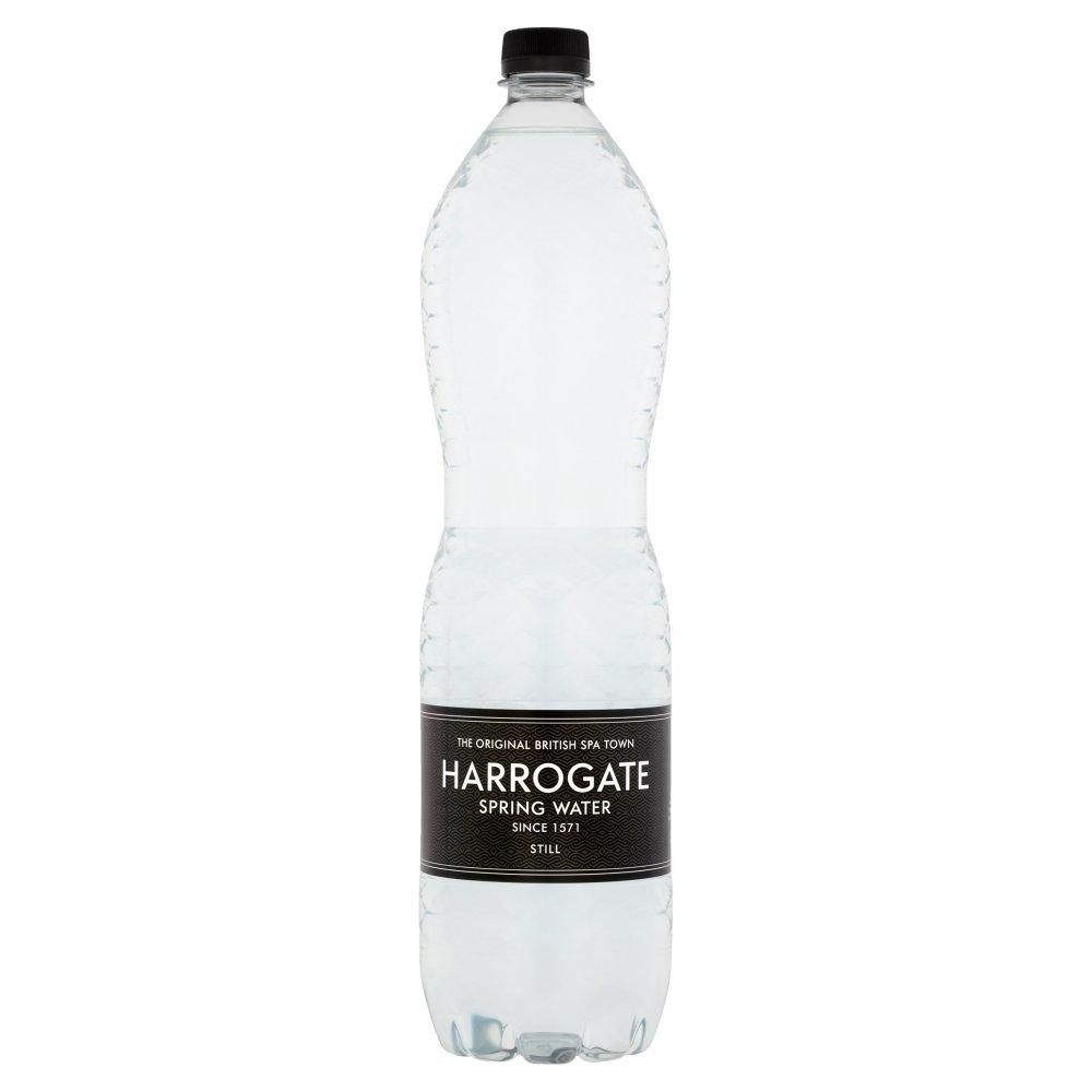 Harrogate Spring Water Still 1.5L