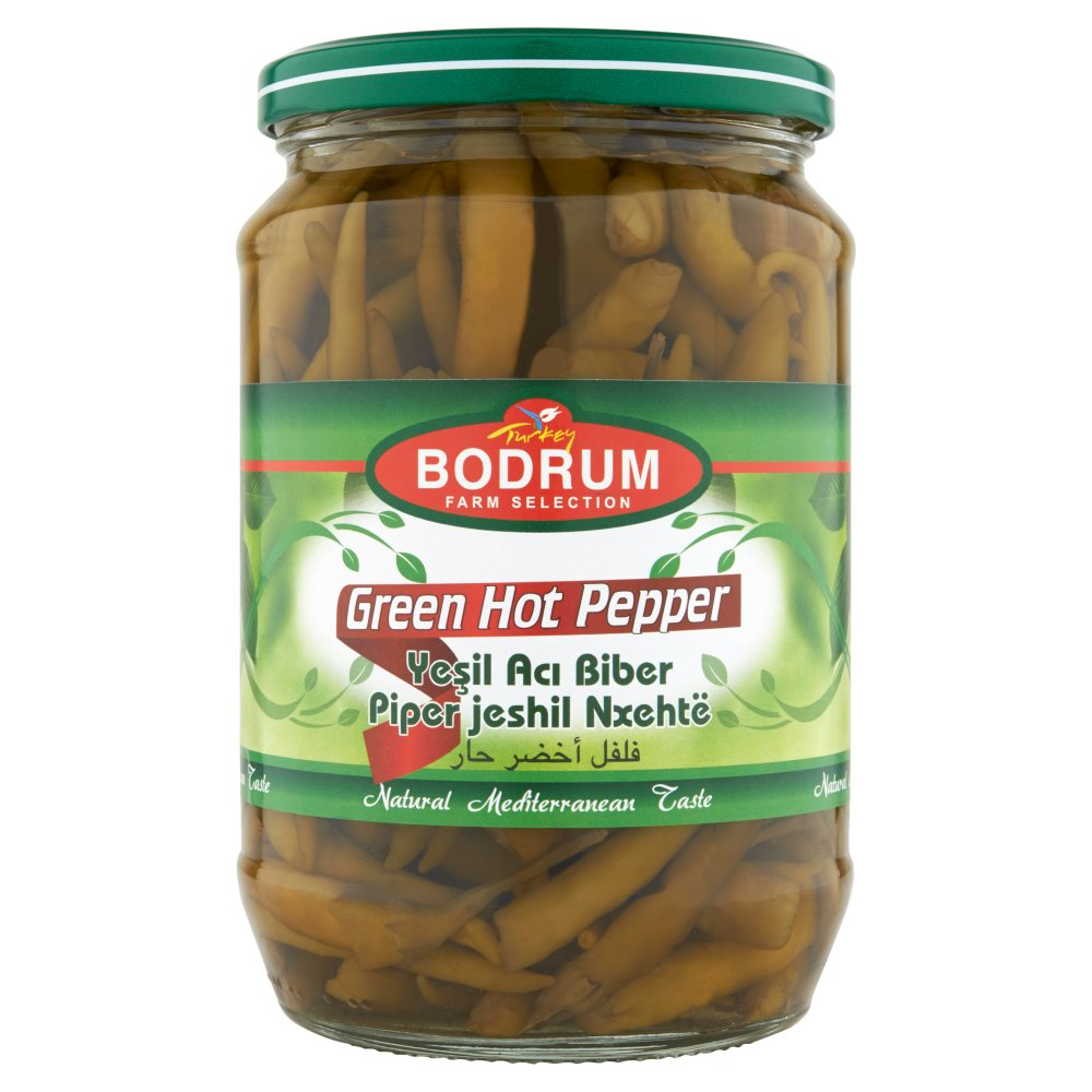 Bodrum Hot Pepper Pickle