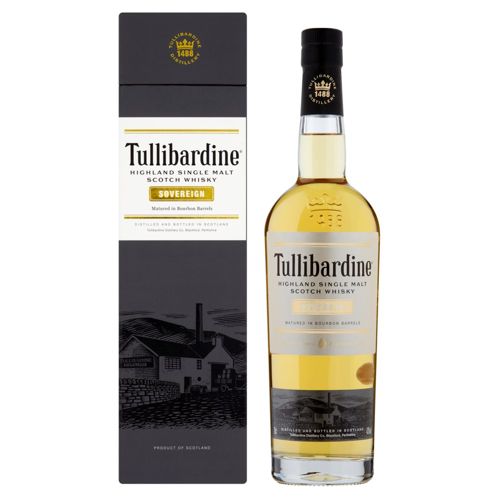 Tullibardine Malt Sovereign