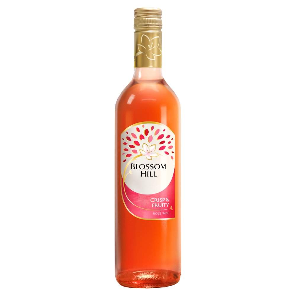 Blossom Hill Crisp & Fruity Rosé Wine 750ml