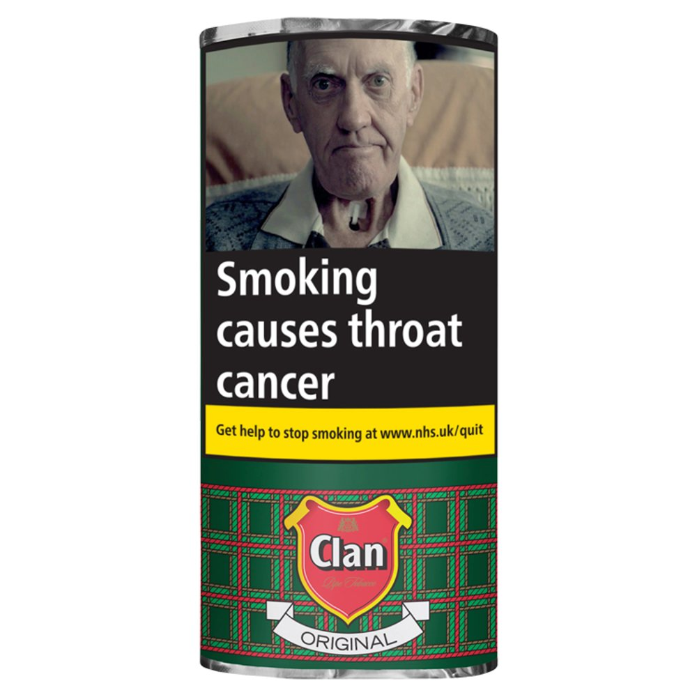 Clan Original Pipe Tobacco 25g
