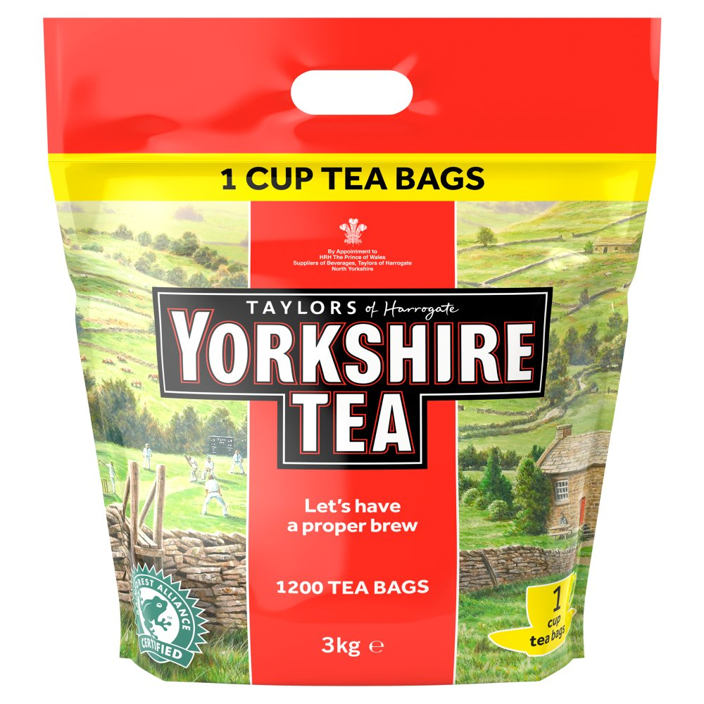 Yorkshire Tea 1 Cup