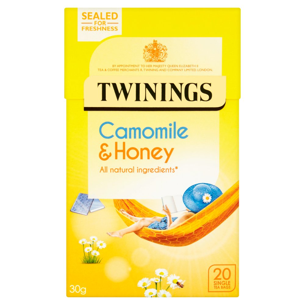 Twinings Herbal Tea Camomile & Vanilla