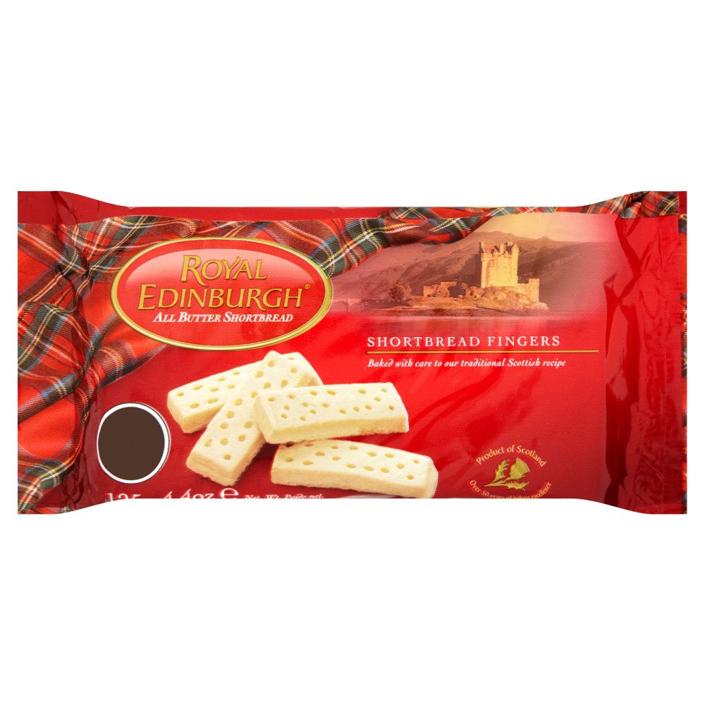 Royal Edinburgh Shortbread PM75p