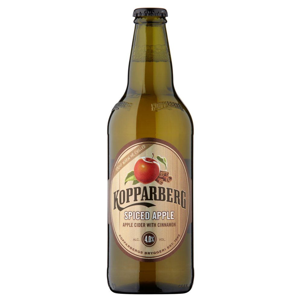 Kopparberg Cider With Spiced Apple