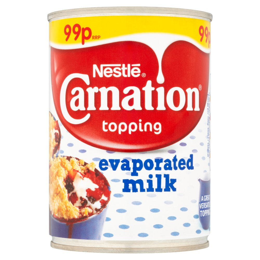 Carnation Evaporated Milk PM 99p