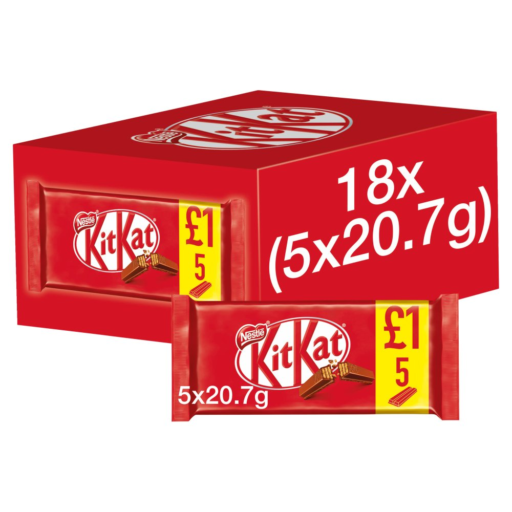 Kit Kat 2 Finger PM £1