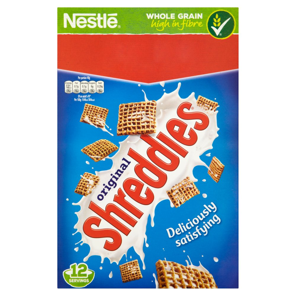 Nestle Shreddies £2.39