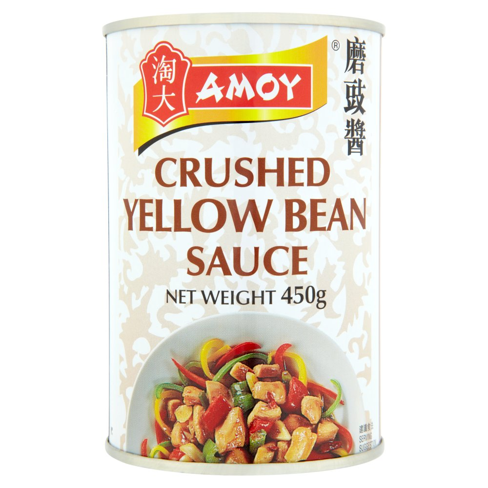 Amoy Crushed Yellow Bean Sauce