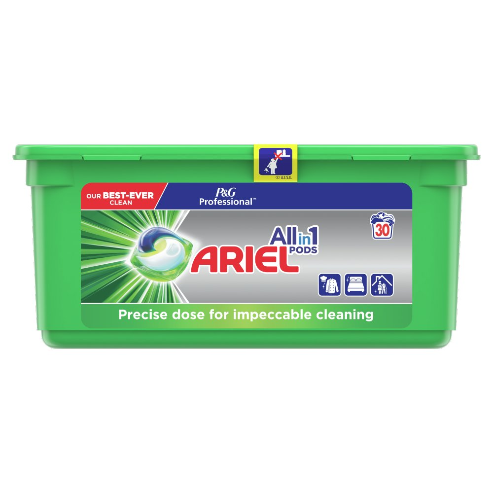 Ariel All-In-1 Pods Washing Liquid Capsules Regular 90 Washes